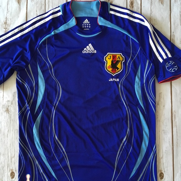 6a55d1529 adidas Other - Adidas Japan 🇯🇵 soccer jersey